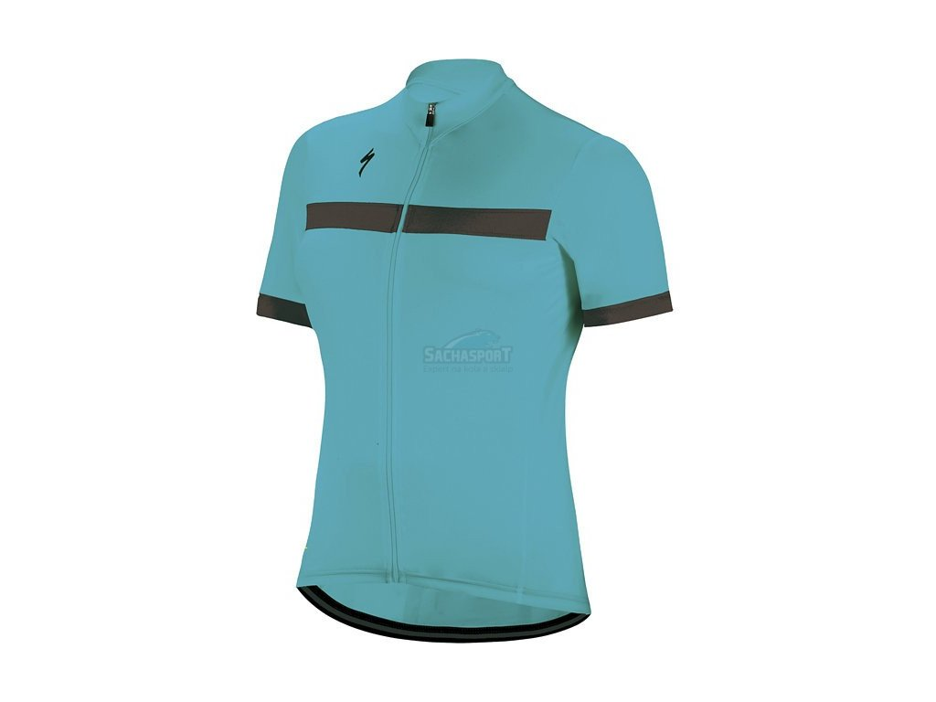 Dres Specialized RBX Sport Jersey SS WMN turquoise/black 2018