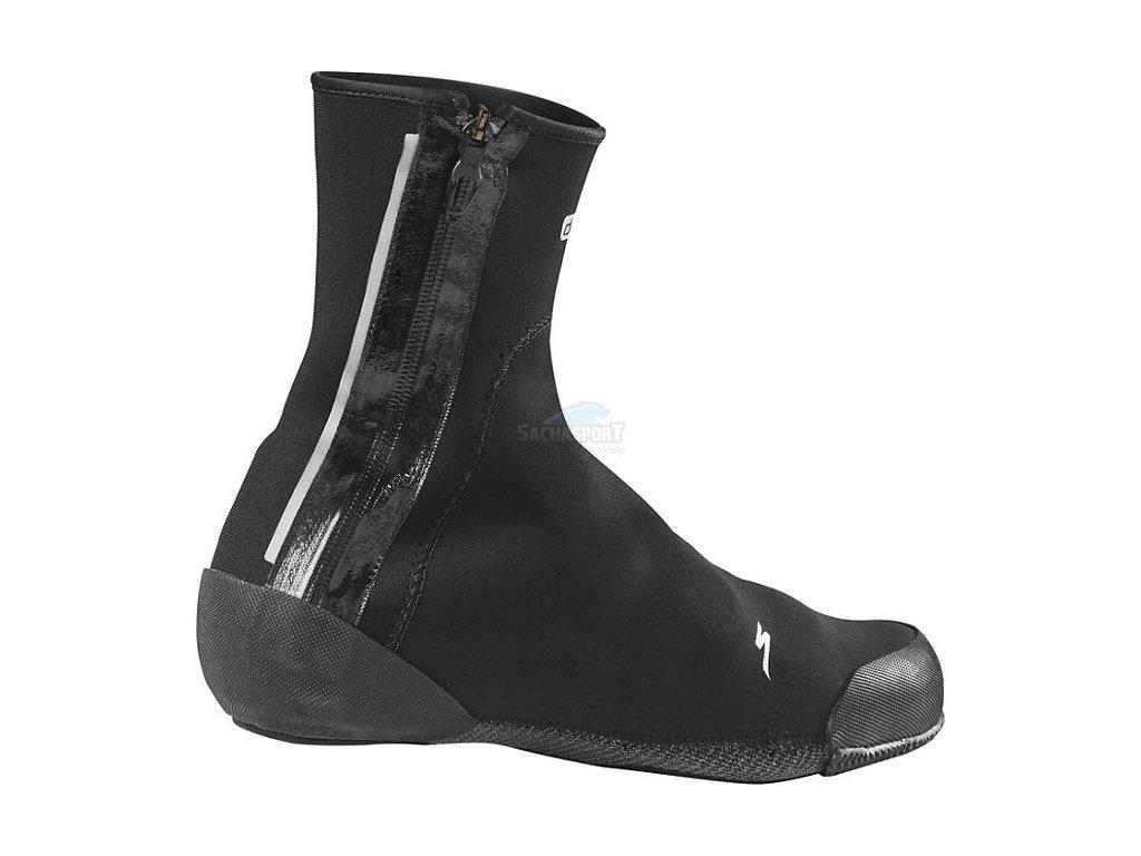 Návleky na boty Specialized Deflect H2O Shoe Cover black 2019
