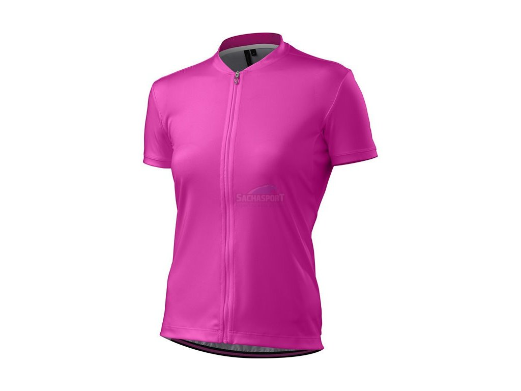 Dres Specialized RBX Sport Jersey SS WMN neon pink 2016