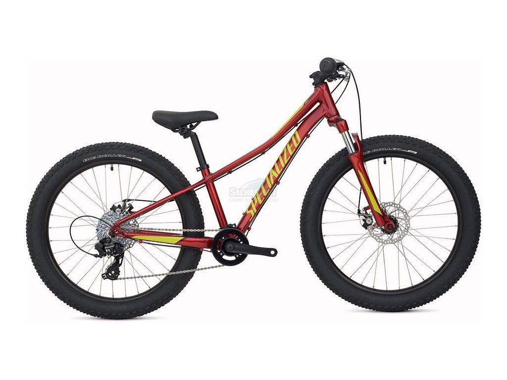 Specialized Riprock 24 candy red/hyper/black 2019