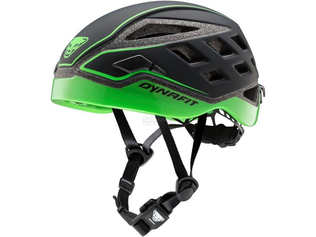 Přilba Dynafit Radical Helmet black/dna green 19/20
