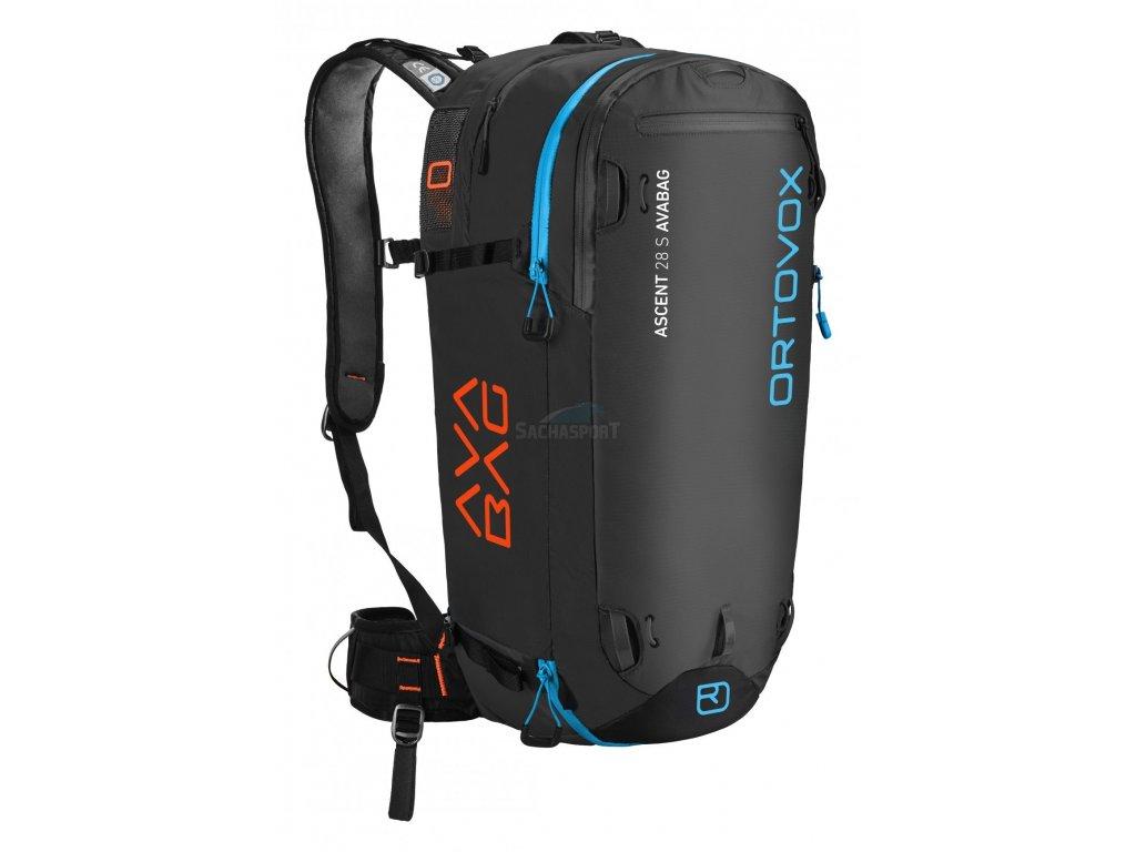 Ortovox Ascent 28 S Avabag Kit black