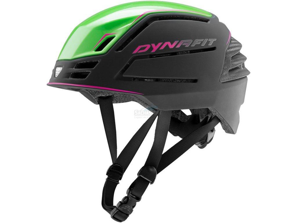 Přilba Dynafit DNA Helmet black/green 20/21