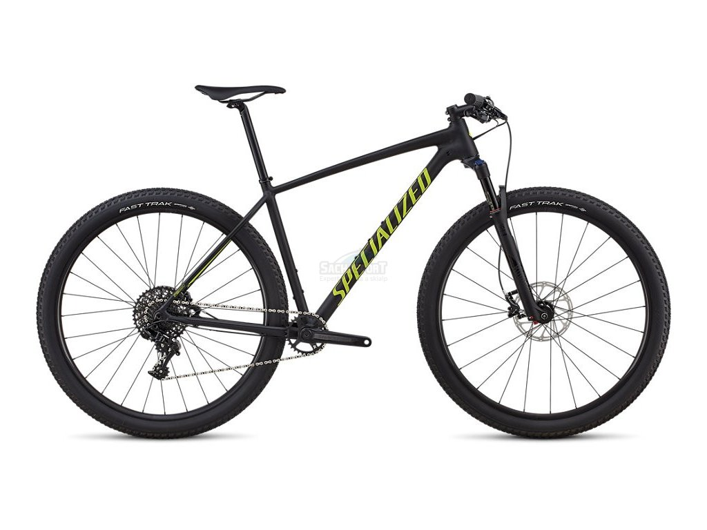 Specialized Chisel DSW Expert 29 1X black/hyper green M 2018