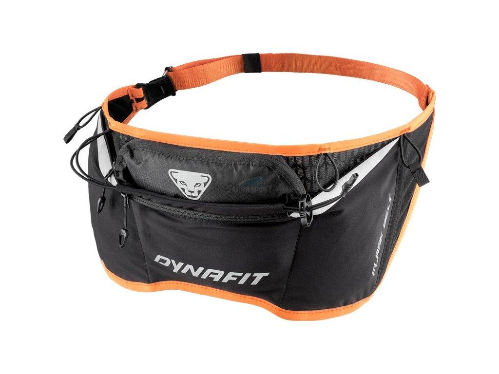 Běžecký opasek Dynafit Flask Belt black/orange 2020
