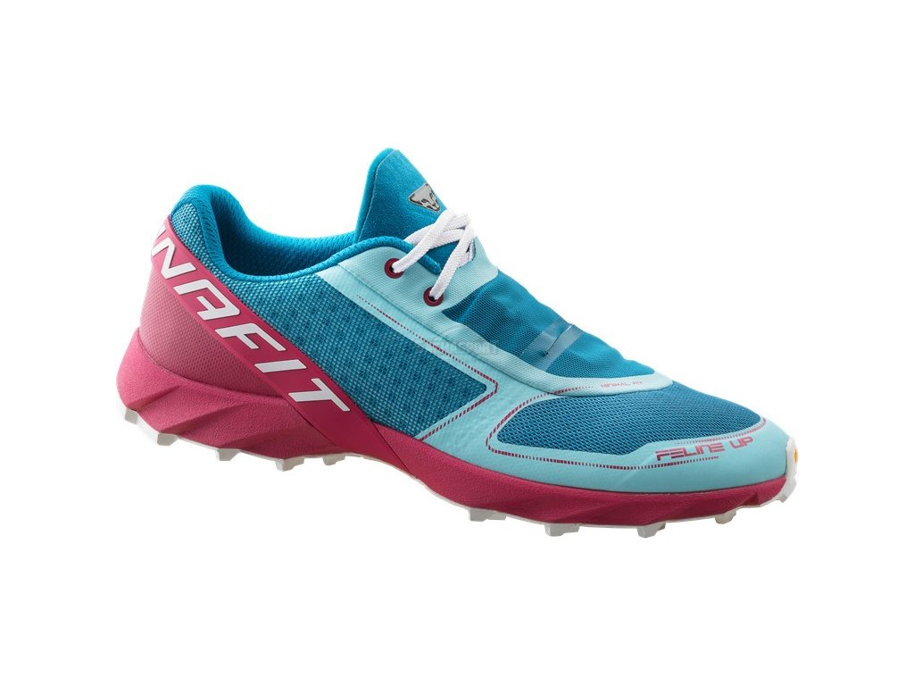 Běžecké boty Dynafit Feline Up W mykonos blue/sangria 2020
