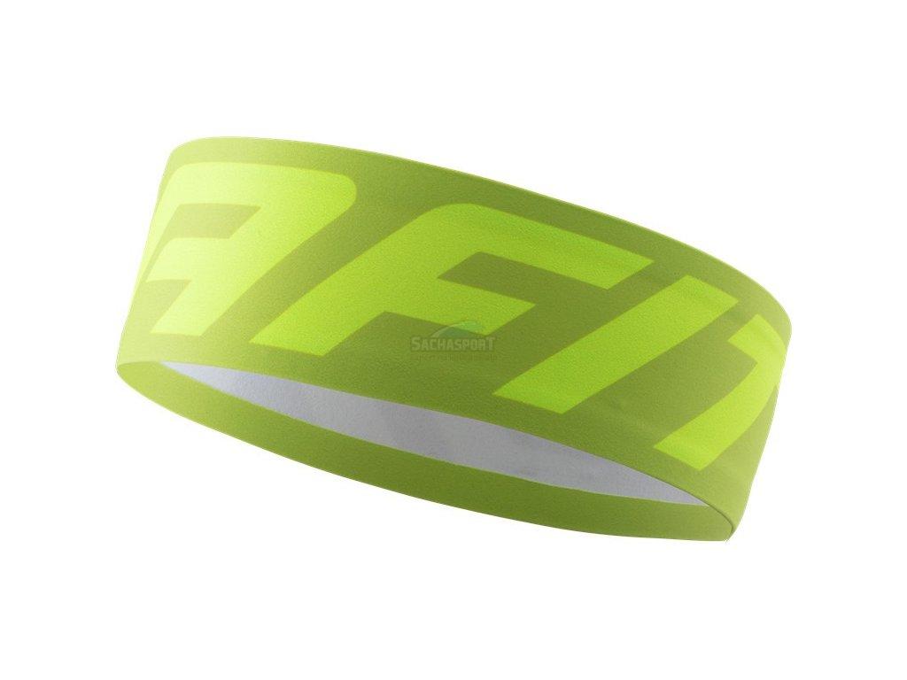 Čelenka Dynafit Performance Dry Slim Headband fluo yellow 2020