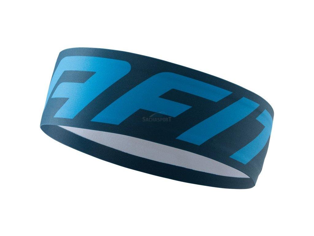 Čelenka Dynafit Performance Dry Slim Headband methyl blue 2020