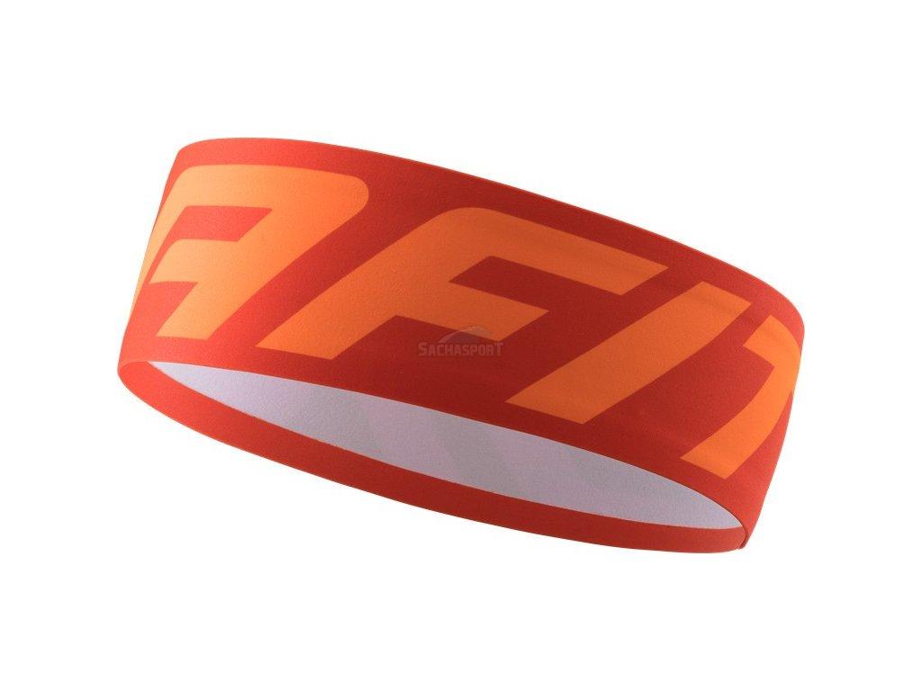 Čelenka Dynafit Performance Dry Slim Headband shocking orange 2021