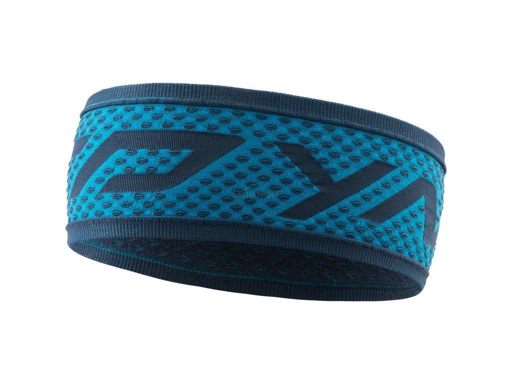 Čelenka Dynafit Dryarn 2 Headband methyl blue 2021