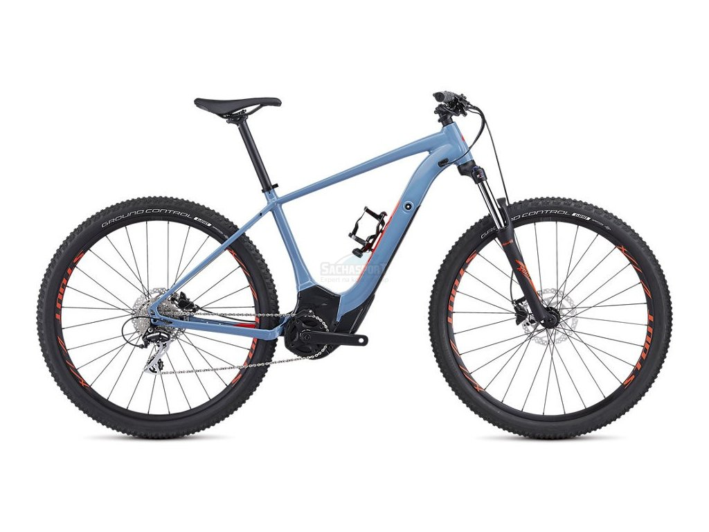 Specialized Turbo Levo HT 29 storm grey/red 2020
