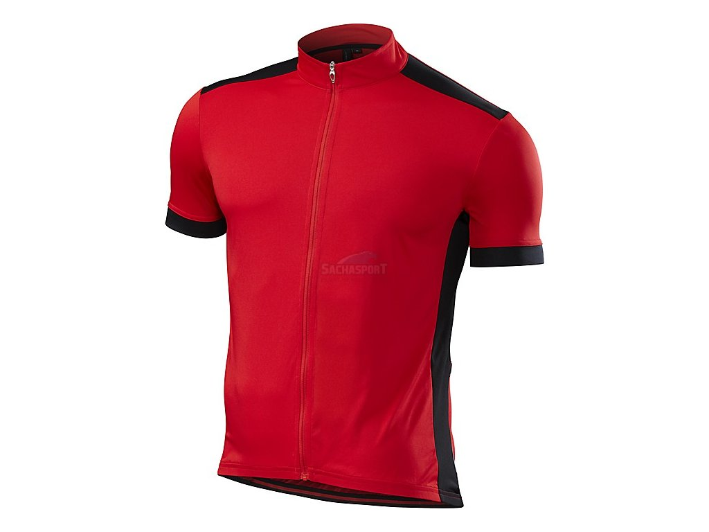 Dres Specialized RBX Sport SS Jersey red/black 2017