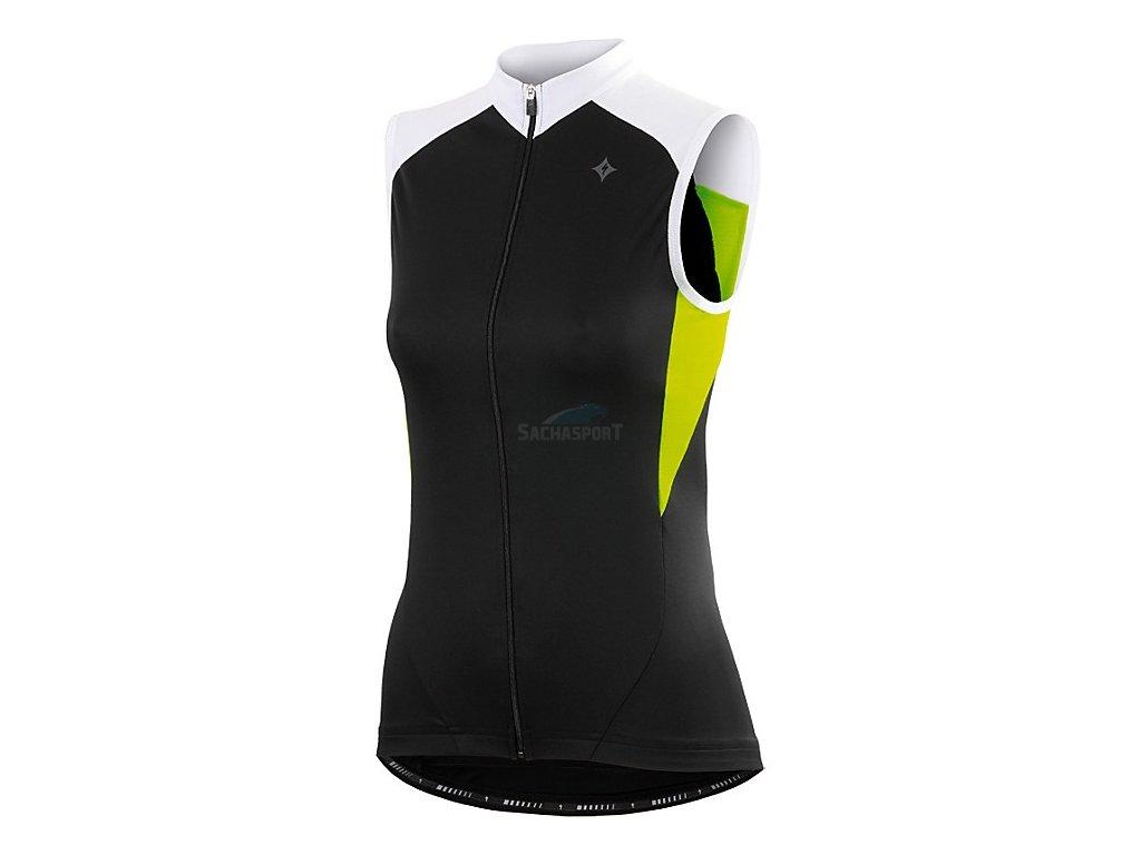 Dres Specialized RBX Sport SVL WMN black/hyper green 2015