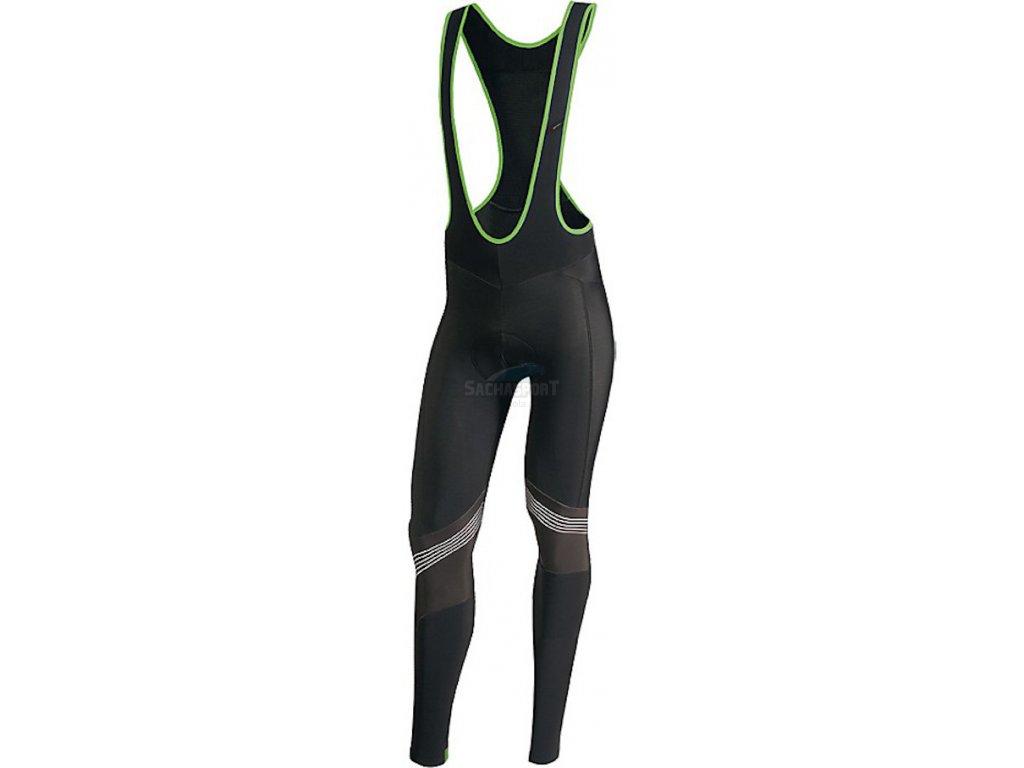 54621 1 kalhoty specialized sl expert bib tight black green 2015