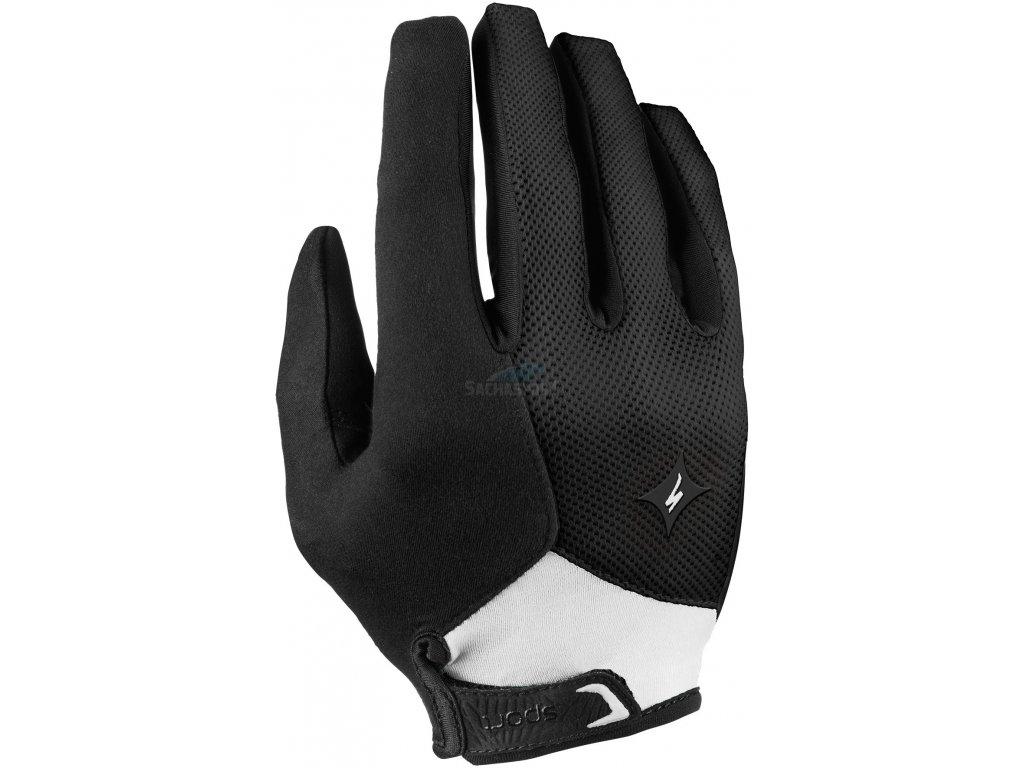 Rukavice Specialized BG Sport Long WMN black/white 2018