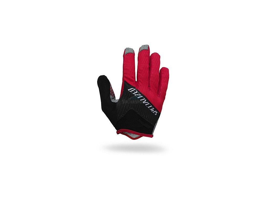 Rukavice Specialized XC Lite team red/black 2017