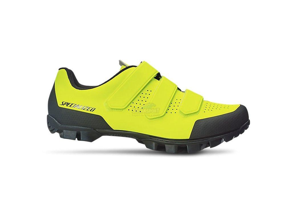 Specialized Sport MTB neon yellow 2018