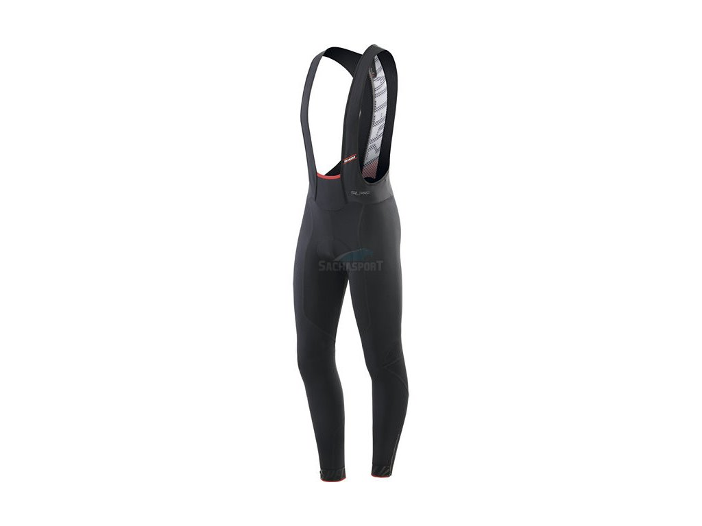 Kalhoty Specialized Therminal SL Pro Cycling Bib Tight black 2018