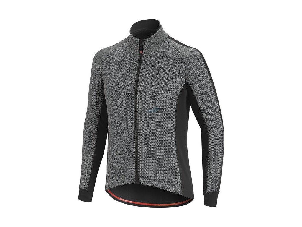 Bunda Specialized Element RBX Comp HV Jacket dark grey 2018