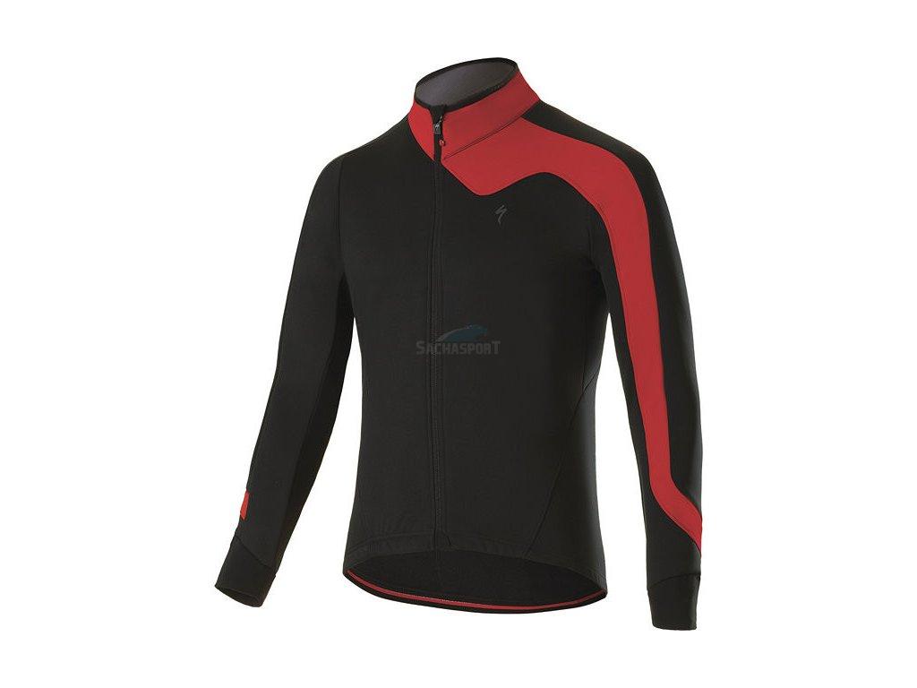 Bunda Specialized Element RBX Comp Jacket black/red 2018