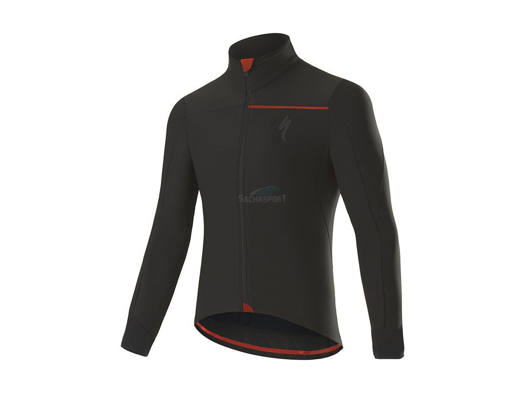 Bunda Specialized Element RBX Pro Jacket black/red 2018