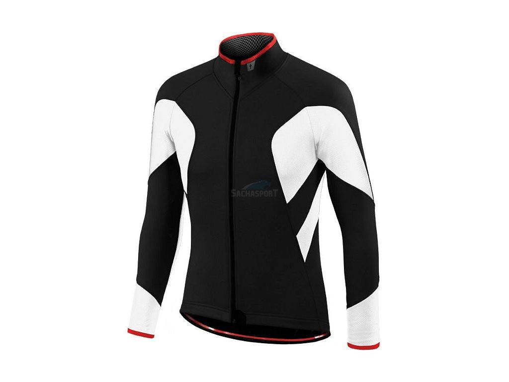 Bunda Specialized Element RBX Expert Jacket black/white 2016