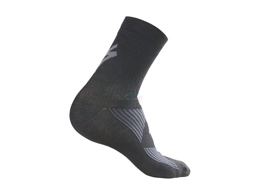 68bd2cdf71 Ponožky Specialized SL Elite Merino Sock WMN black 2018 - Sachasport