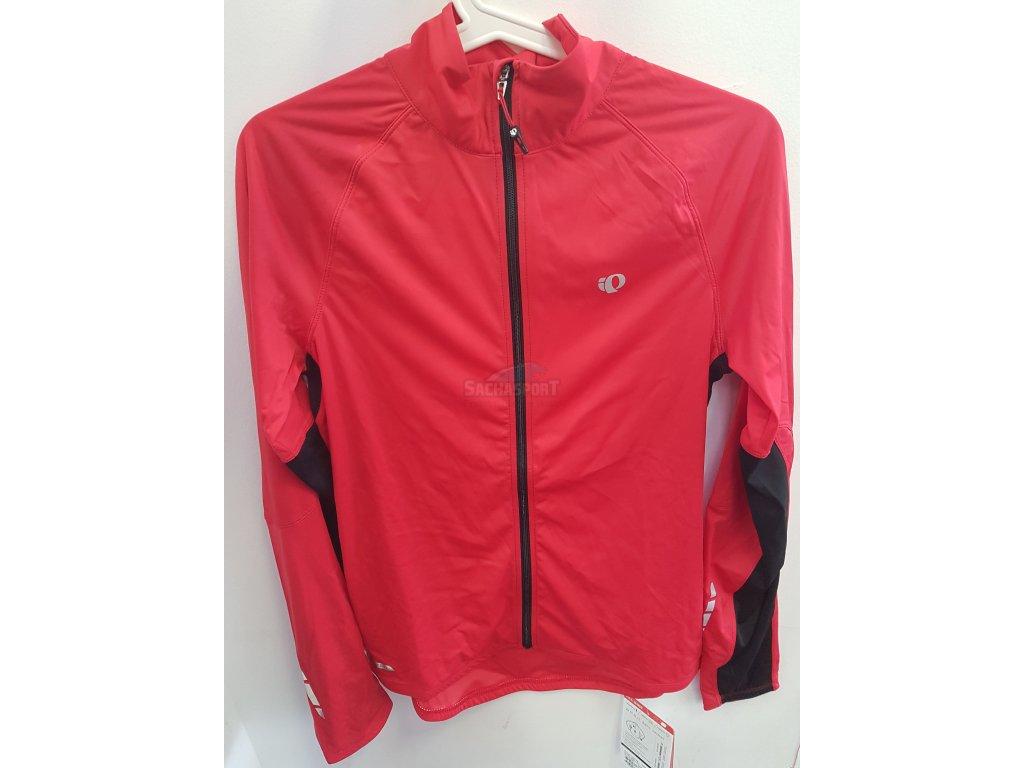 Bunda PEARL iZUMi W P.R.O. AERO Jacket true red/black M
