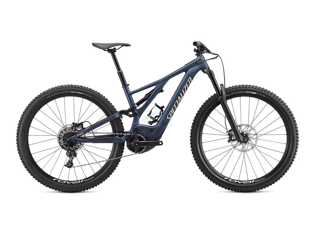Specialized Turbo Levo 29 navy/white mountains/black blue 2020