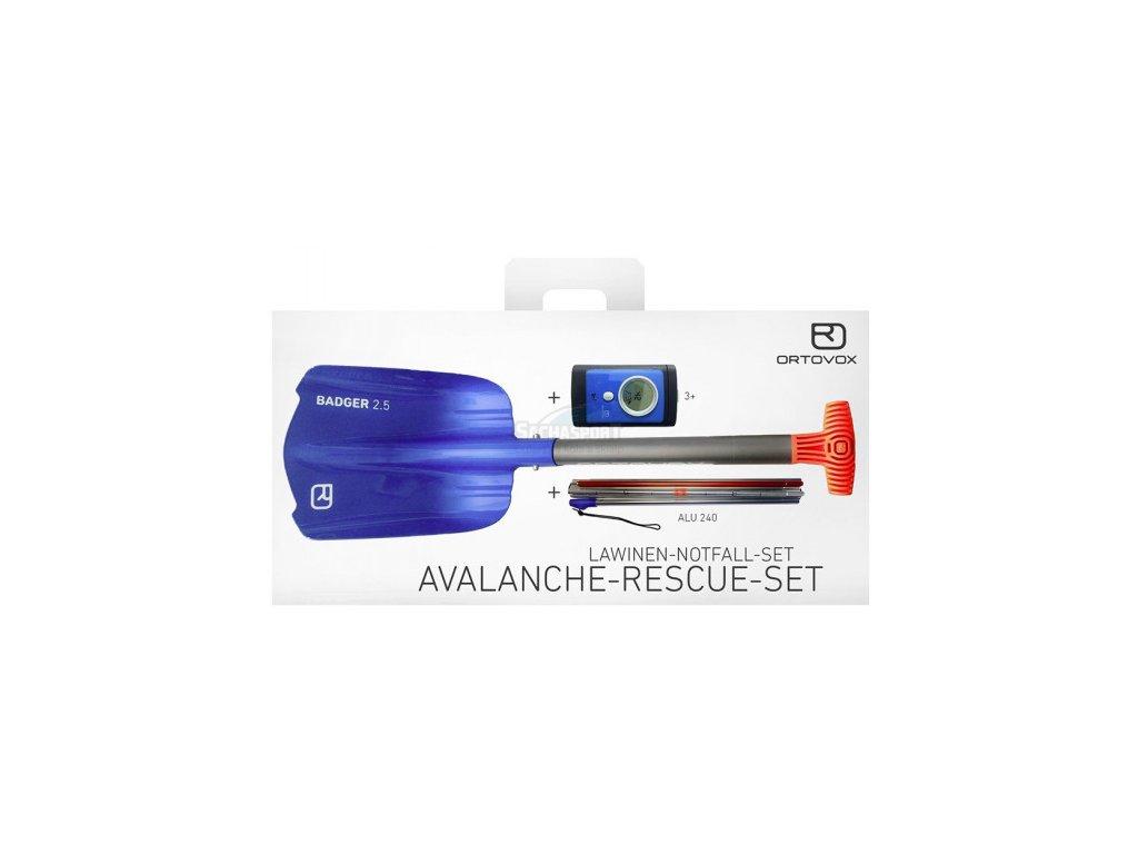 ortovox set avalanche rescue kit 3 2018