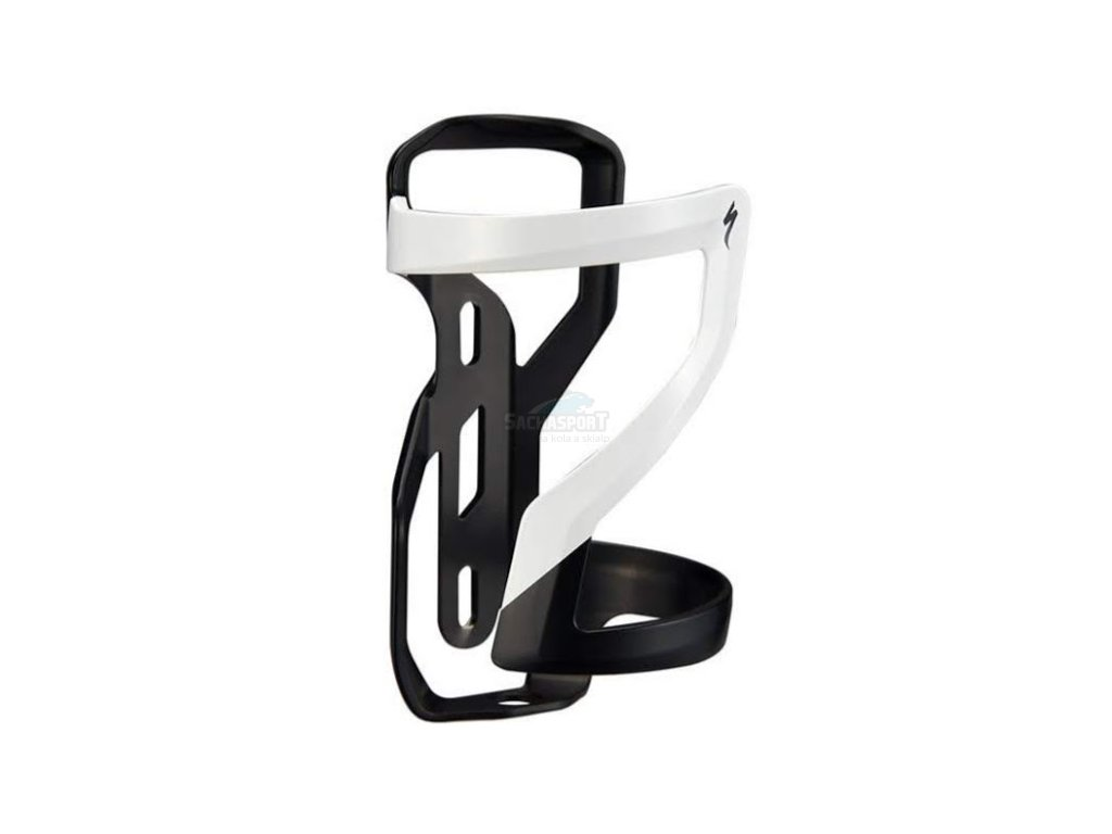 43020 211 CAGE ZEE CAGE II SIDE LOADING RIGHT DT MATTE BLK WHT (1)