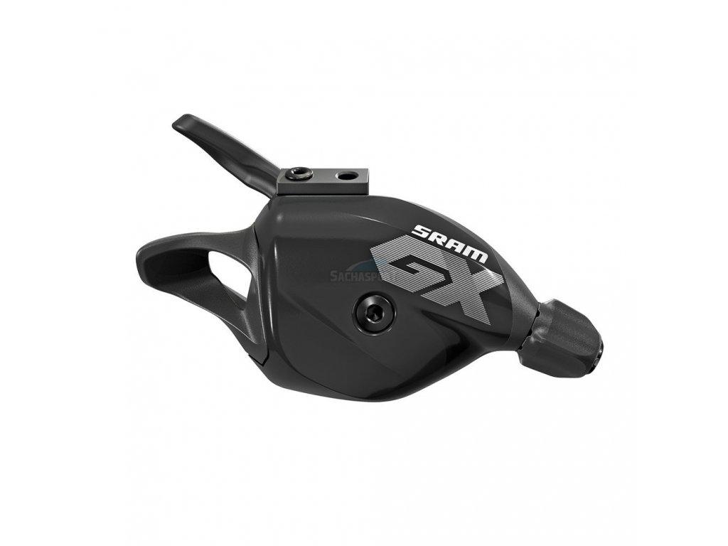 Řadící páčka SRAM GX Eagle trigger, 12rychlostní, včetně samostatné objímky, černé