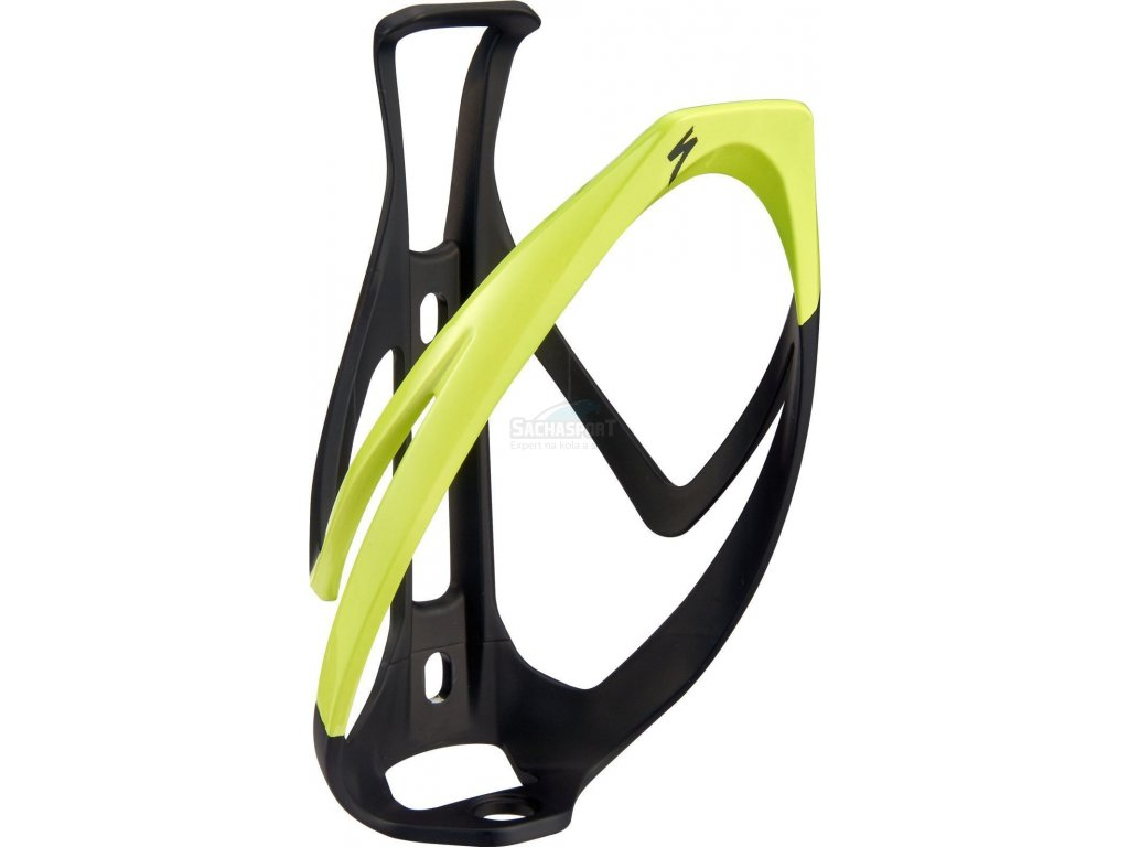 Specialized Rib Cage II matte black/hyper green 2020