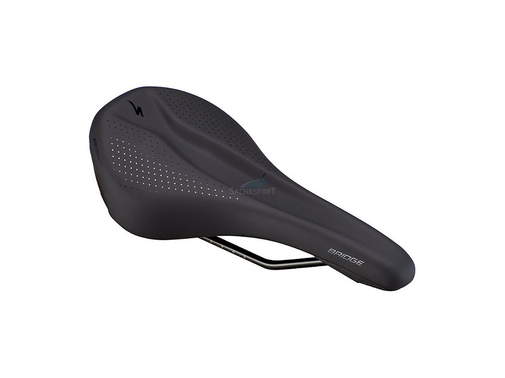 27120 410 SDDL BRIDGE SPORT SADDLE BLK 143 HERO
