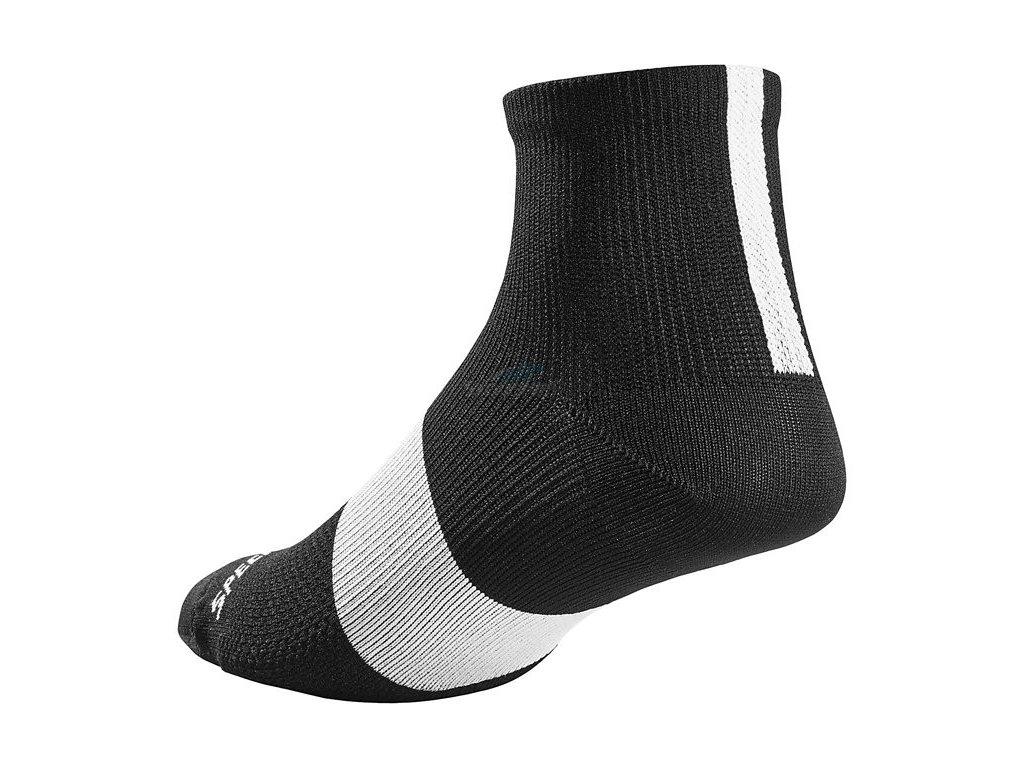 Ponožky Specialized Women's SL Mid Sock black 2017