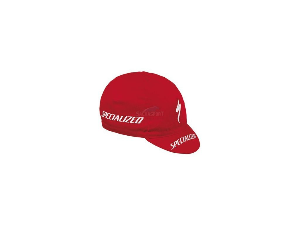 Čepice Specialized Cotton Cycling Cap - red
