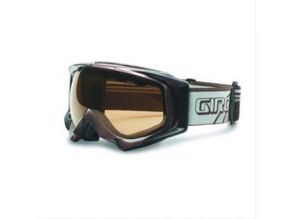 Lyžařské brýle Giro Root khaki/khaki - retro/rose 52