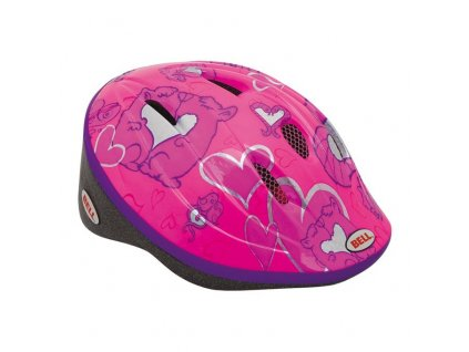 Bell Bellino pink hrt animals S/M