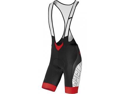 Kalhoty Specialized Replica Team Bib Short black/white S 2014