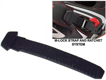 pásek Specialized Shoe Replacement Strap 114mm