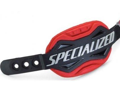 pásek Specialized X-Link Strap black/red 45-49