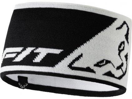 Čelenka Dynafit Leopard Logo Headband white 21/22