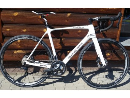 Giant Shimano Ultegra DISC BRAKE white/blue L 2017