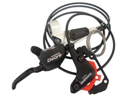 Řadící a brzdové páky Shimano Deore BR-M535 set 3x9