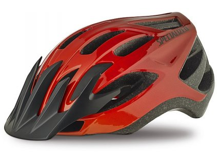 Specialized Align gloss red fade UNI 2019