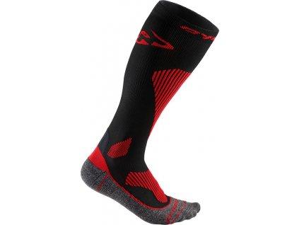 Ponožky Dynafit Racing Performance black 18/19