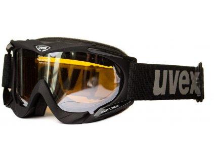 Lyžařské brýle Uvex Futura - black mat