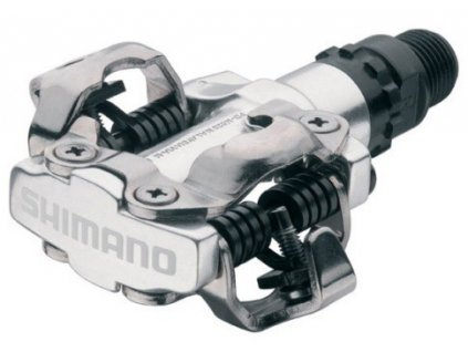 Shimano SPD PD-M520 stříbrné