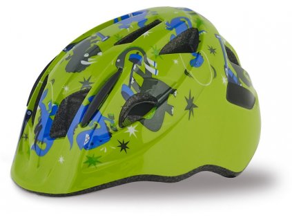 Specialized Mio green/blue dinos 2019