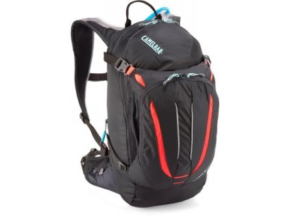 CamelBak Luxe NV charcoal/fiery coral 3l 2017